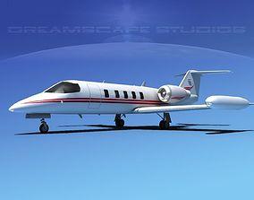 Gates Bombardier Learjet 35 V09 3D