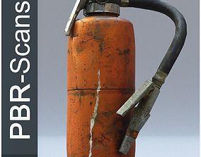 3D PBR Fire extinguisher