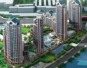 3D model 2004-06-11 dong bei jiao