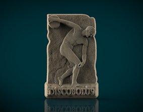 Discobolus 3D print model