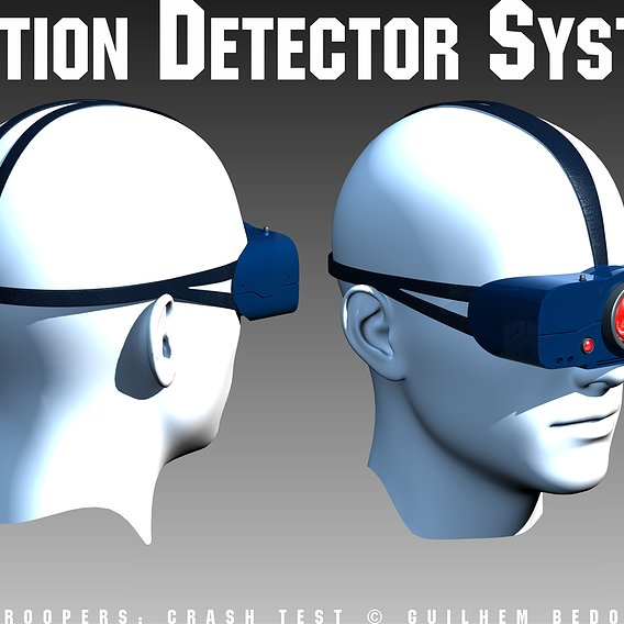 MoDS (Motion Detector System)