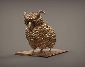 mammal 3D model Sheep