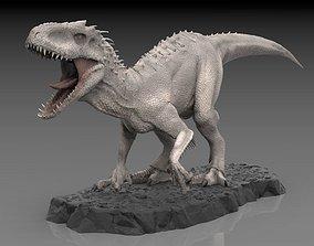 animals Indominus Rex 3D Irex Dinosaur