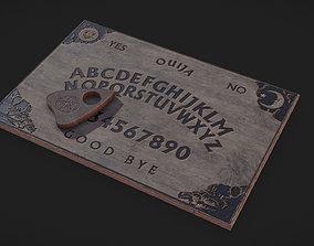 3D model Spirit Board - Ouija