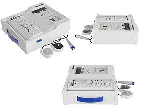 3D model Fetal Monitor Bionet FC 1400