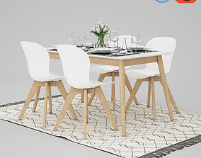 BoConcept Adelaide and Milano 3D