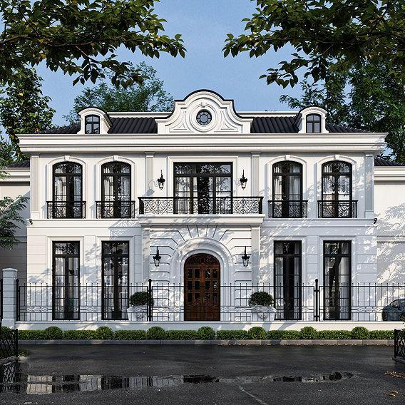 Elegance House   CGI