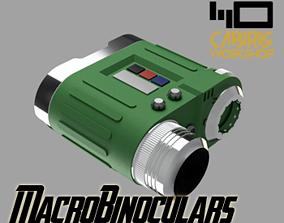 Macrobinoculars 3D printable model