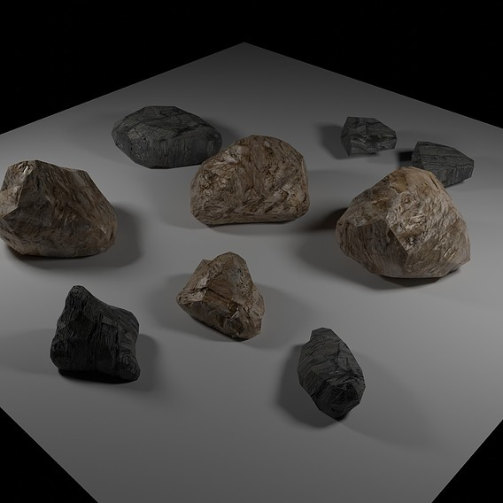 New Rock Pack!