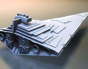 Star wars Allegiance star destroyer 3D printable model