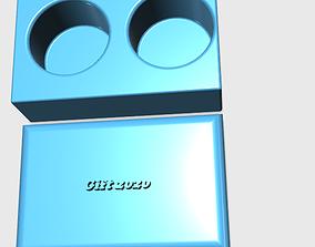 Mini gift Box 2020 3D printable model