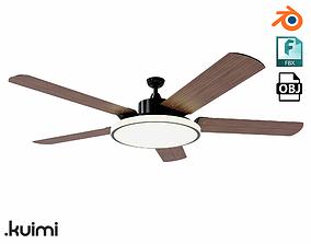 3D model Ceiling Fan 002