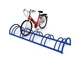 3D Bicycle Park 01