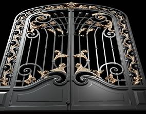 3D Gate gate entrance