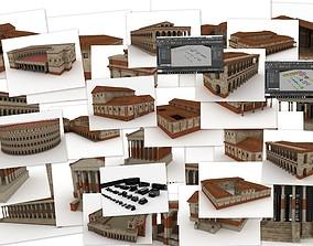 ROMA BUILDIN SET 3D