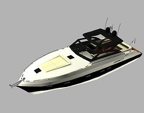 3D model realtime yacht
