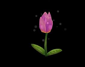 Flower 3D asset