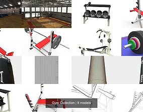 Gym Collection 3D