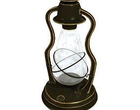 3D model Antique Oil Lantern