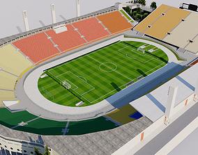 3D Pacaembu Stadium - Brazil