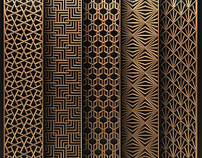 Decorative panel 31 3D