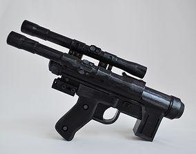 wars 3D printable model Star Wars SE-14C blaster