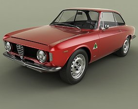 Alfa Romeo Giulia Sprint GTA 3D model