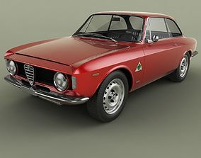 Alfa Romeo Giulia Sprint GTA 3D model