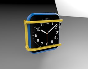 3D print model Apple watch screen guard