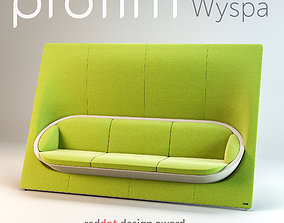 Sofa profim wyspa 32 3-seat 3D model