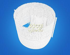 baby Diaper 3d model