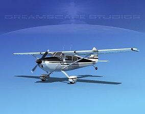 3D Cessna 170 V05