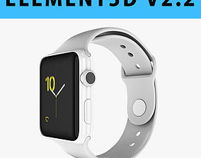 E3D - Apple Watch Edition Series 2 model