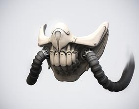 Immortan Joe mask 3D printable model