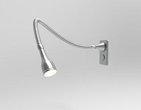Nurbs Reading Light 3D model