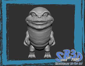 Critters Attack Bianca 3D print model