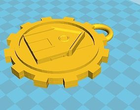 Key holder 3D printable model
