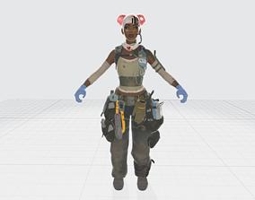 Apex Legends - Lifeline Character Model