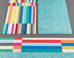 Ikea rugs collection 036 3D model