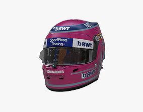 3D asset Stroll helmet 2019