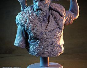 The Viking 3D print model