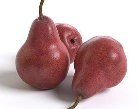 3D model Red Pears