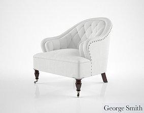 3D model George Smith Markham Chair