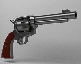COLT FAR WEST TOYS GUN 3D printable model