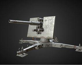 Big Guns 88mm Flak 36 3D printable model guns
