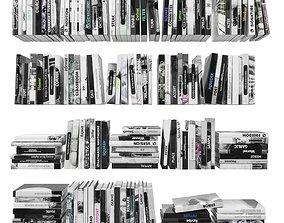 3D Books 150 pieces 2-1-2