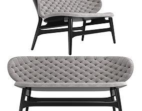 Baxter DALMA sofa 3D model