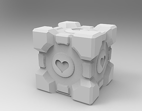 3D print model Weighted Companion Cube