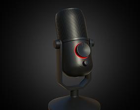 radio 3D Microphone