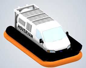 HOVER VAN 3D print model